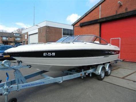 speedboot met open punt stingray 195 lx 4 3 speedboot volvo penta met kalf trailer