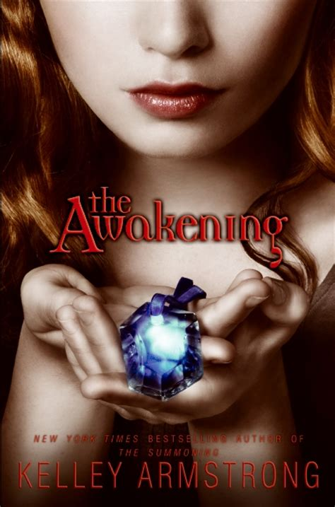 The Book Of Awakening in the next room the darkest powers trilogy by kelley