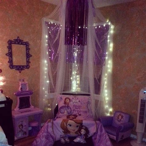 bedroom sofia sofia the first inspired room ideeen kinder slaapkamer