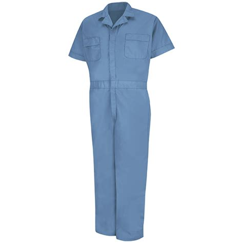 Cp Pocket Combed technician speedsuit coverall kap automotive uniforms