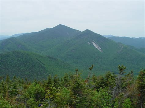 Adirondack Ls by Wright And Algonquin The Adirondack High Peaks Region