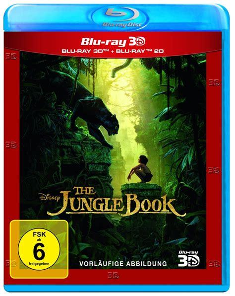 guitle en la selva edition books 3d dvd de el libro de la selva 2016
