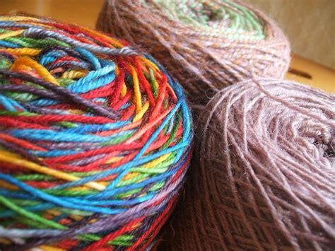Oxford Kitchen Yarns by Thomasina Knits Knit A Rainbow