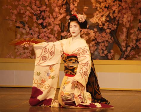 Miyako Kst the kamogawa odori geisha ohmynews international
