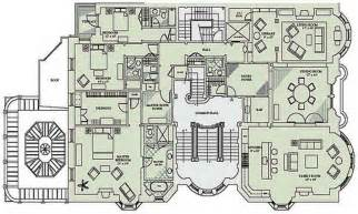 House Plans For Mansions Mansion Floor Plans With Dimensions