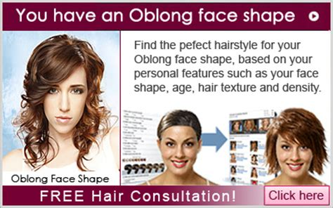hairstyles for women by face shape age oblong face shape thehairstyler com