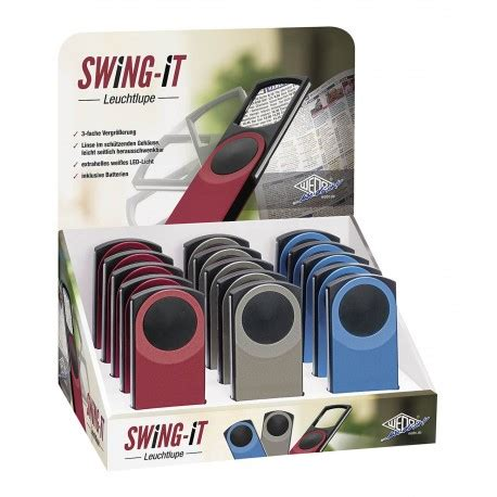 Limited Edition Sunpro Jumbo Led 15w led light pocket magnifier