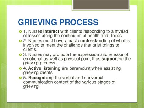 Outline 7 Potential Stages Of Loss And Grief by Grief Loss Drjma