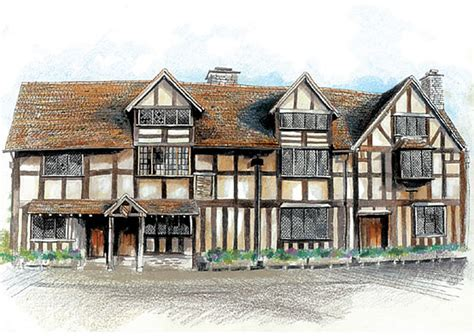 shakespeare s birthplace susan sellers