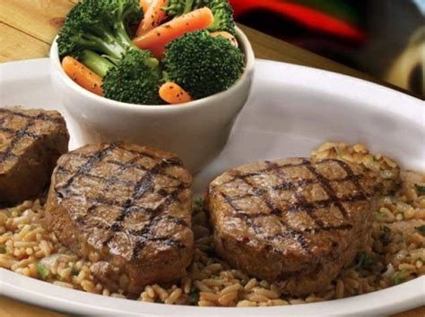 protein 6 oz sirloin steak roadhouse nutrition medguidance