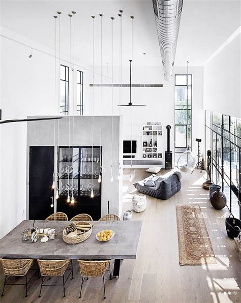 Lofted Luxury Design Ideas Interior Design 20 Dreamy Loft Apartments That Blew Up Pinterest Fashion Landscape