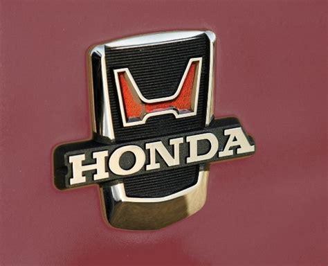 Emblem Honda 11 autohaus historie honda fugel gruppe