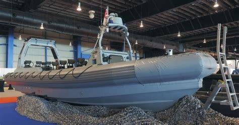 zodiac boat singapore defense studies singapore displays latest special forces rhib