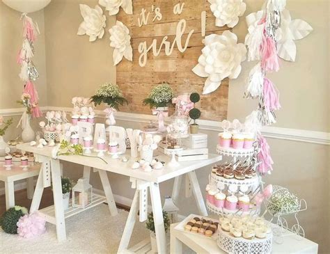 Shabby Chic Baby Shower by Best 25 Shabby Chic Baby Shower Ideas On
