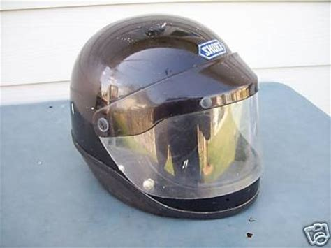 Helm Shoei Retro vintage helmets shoei s 20