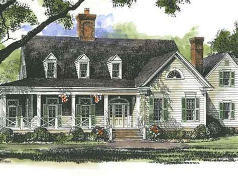 farmhouse plans with porches country house plans