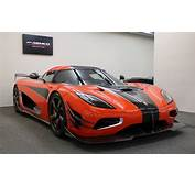 Spotted For Sale Final Koenigsegg Agera RS