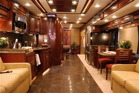 Motor Home Interior by Motor Home Interior Mariorange
