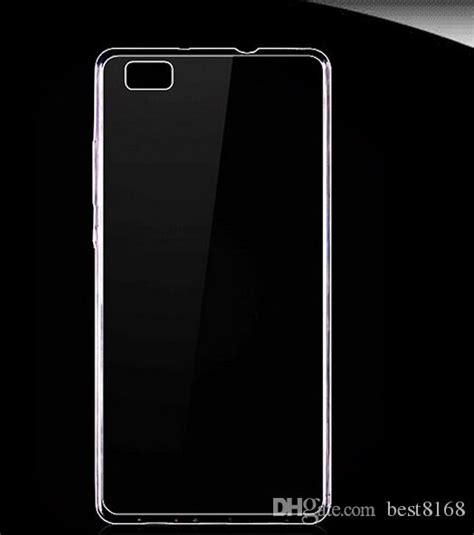Huawei P8 Lite Ultrathin Ultrafit Cover Silicon cool 0 6mm ultrathin clear soft tpu for huawei ascend