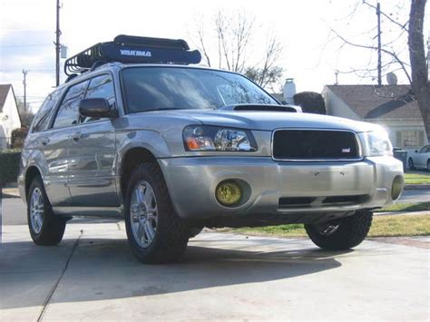 badass subaru forester built and lifted subaru forester owners forum badass