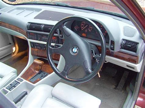 small engine maintenance and repair 1993 bmw 7 series electronic toll collection bmw e32 730i v8