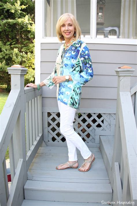 summer fashion for 40 years and over fashion over 50 summer into fall southern hospitality