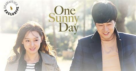 film one sunny day so ji sub one sunny day 2015 korean drama this looked promising