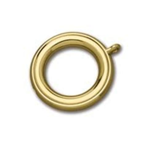 cafe curtain rings com graber plastic 3 4 inch cafe curtain rings