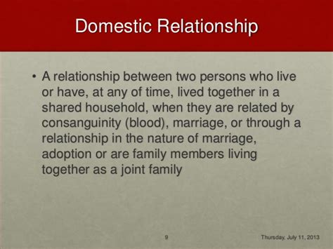section 18 of domestic violence act domestic violence act 2005