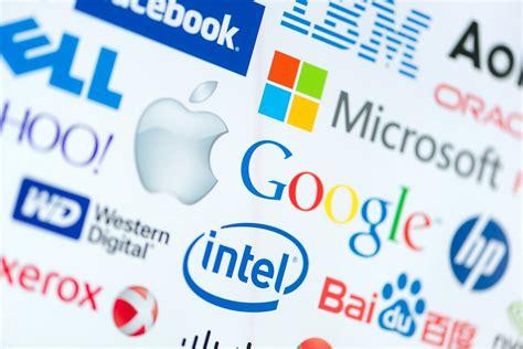 por empresas empresas tecnol 243 gicas lideram p 243 dio das marcas mais