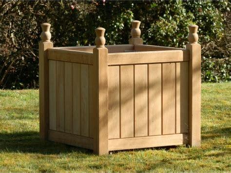 Versailles Planters Uk by Oak Iroko Teak Planters Versailles Boxes Baroque Boxes