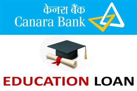 Education Loan For Mba In Canara Bank by Canara Bank Vidya Sahay Scheme Bridge Loan Canara Bank