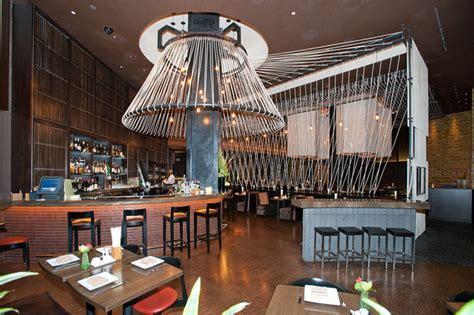 cafe experience design modern restaurant interior design with thai dining
