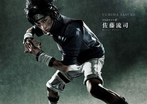 film drama naruto 舞台 naruto ナルト の出演キャラクターのビジュアルが超絶クオリティでカッコイイ件 onze