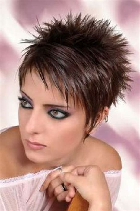 short spiky haircuts for round face women womens short image result for short spiky haircuts for round faces