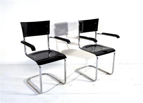 freischwinger stuhl bauhaus bauhaus originale bauhaus m 246 bel sessel stuhl sofa