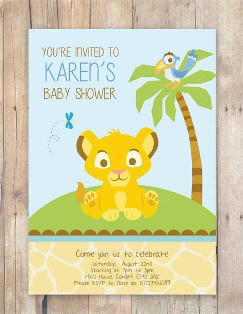 King Shower Invitations by 69 Best Images About Baby Shower On Baby