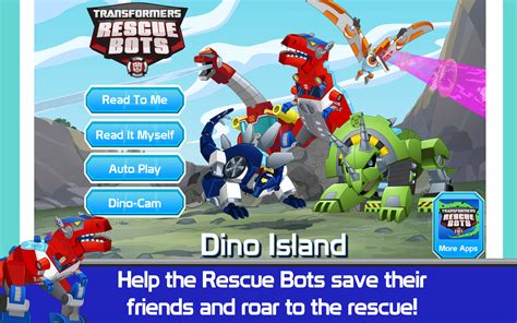 grim fandango apk transformers rescue bots dino android apps on play