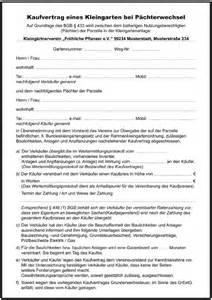 kaufvertrag garten muster kaufvertrag kleingarten p 228 chterwechsel formulare gratis