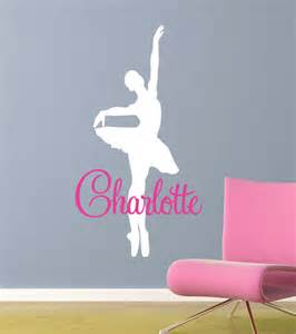 Dance Wall Stickers Ballerina Dancer Wall Decal Vinyl Dancer Wall Art Sticker