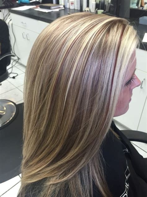 best lowlights for cool skin blonde hair with pink lowlights instant highlights with