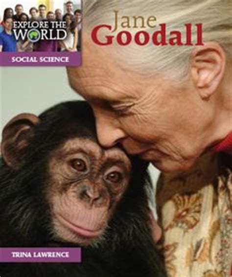 biography book about jane goodall 1000 images about explore the world on pinterest