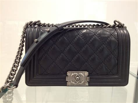 Chanel Quilted Boy Bag Price by The Chanel Boy Bags From The Fall Winter 2013 Collection