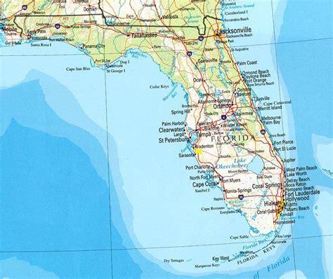 florida gulf coast map rent a villa on the gulf coast of florida