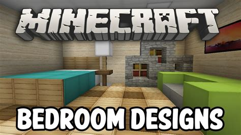 Bedroom Designs Minecraft Minecraft Interior Design Bedroom Edition