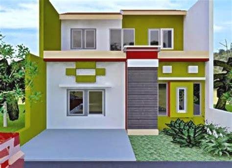 contoh kombinasi warna cat contoh warna cat rumah terbaru 2016 sketsa denah desain