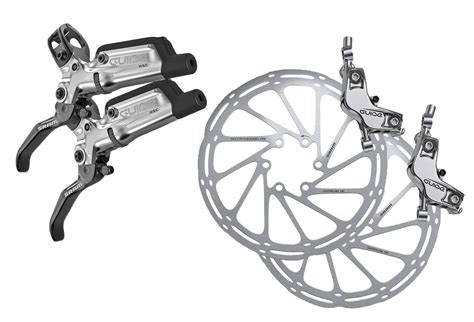 Disc Brake Set 180mm sram guide rsc disc brake set silver centerline 180mm
