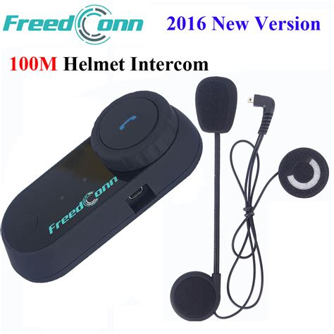 2016 New Version FreedConn TCOM OS 100m BT Bluetooth