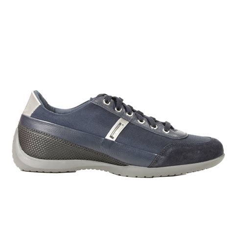 pirelli pzero shoes rex sneaker leather canvas in