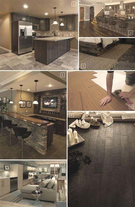 Flooring Ideas For a Basement   Home Tree Atlas